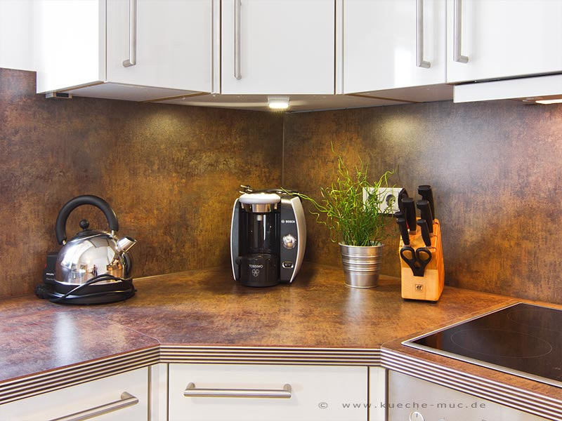 einbaukueche renovieren arbeitsplatten fronten griffe. Black Bedroom Furniture Sets. Home Design Ideas