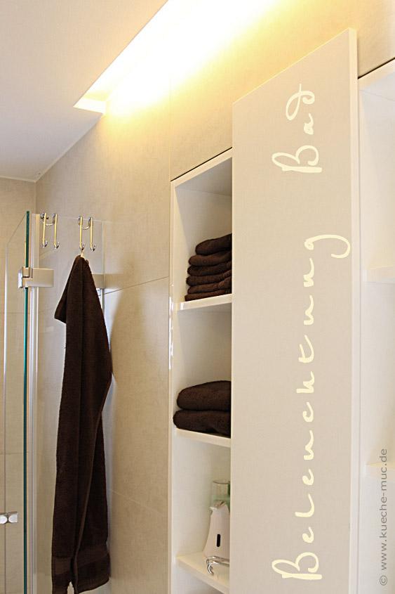 einbauschrank f r unser kleines bad in weiss hochglanz. Black Bedroom Furniture Sets. Home Design Ideas