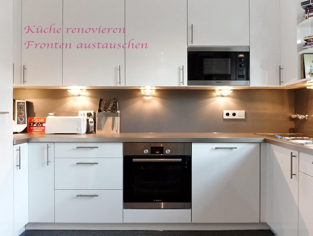 Küche Renovieren Fronten : k chenrenovierung km k chenmodernisierung m nchen ~ One.caynefoto.club Haus und Dekorationen