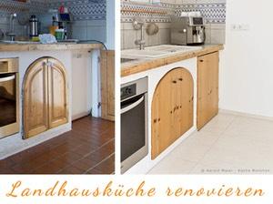 Kuechenbilder - Kuechenrenovierung, Haushaltsgeraete und neue Kueche