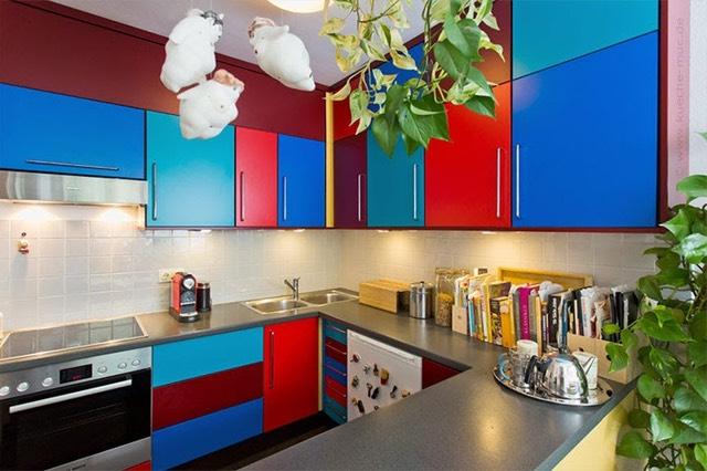 kuechenfronten neu gestalten mit farbe harald maier muenchen. Black Bedroom Furniture Sets. Home Design Ideas