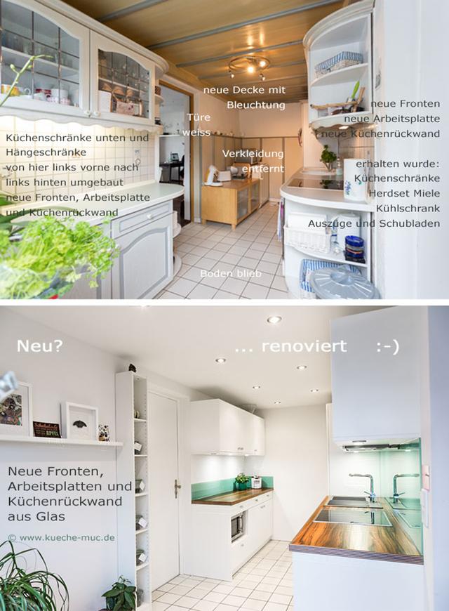 spritzschutz glas kueche in der trendfarbe smaragdgr n harald maier. Black Bedroom Furniture Sets. Home Design Ideas